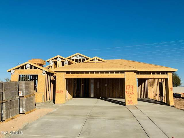 2213 S 46TH Street, Coolidge, AZ 85128 (MLS #6163592) :: Yost Realty Group at RE/MAX Casa Grande