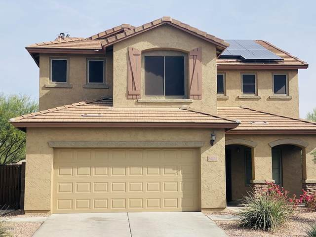 2465 N Monticello Drive, Florence, AZ 85132 (#6163710) :: Long Realty Company
