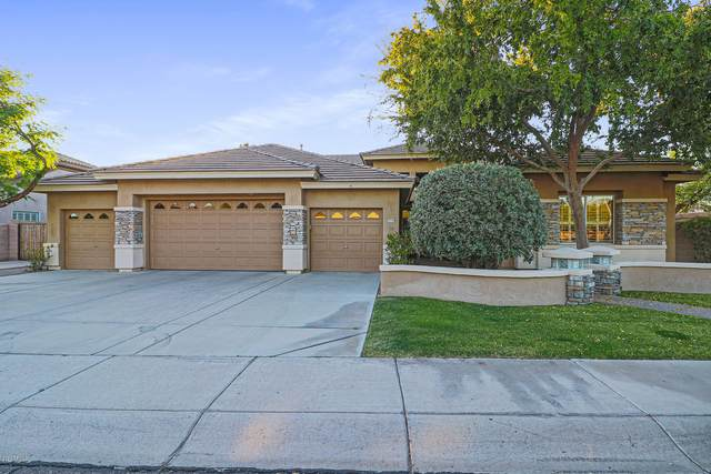 22146 N 80TH Avenue, Peoria, AZ 85383 (MLS #6163868) :: Midland Real Estate Alliance