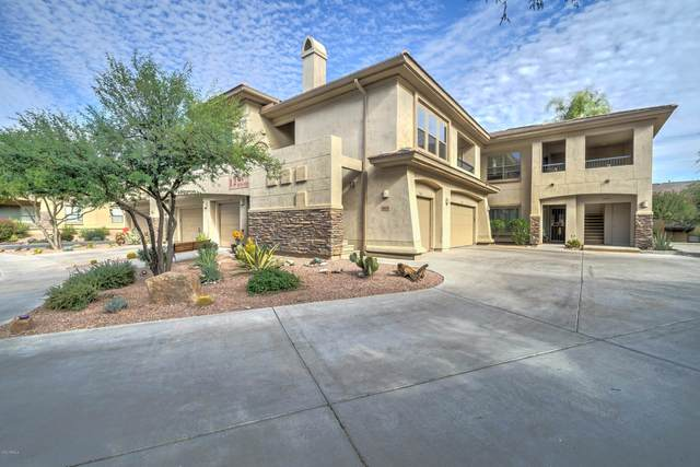 16800 E El Lago Boulevard #2036, Fountain Hills, AZ 85268 (MLS #6163873) :: The Laughton Team
