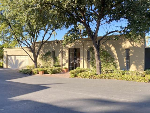 5614 N Scottsdale Road, Paradise Valley, AZ 85253 (MLS #6164073) :: The Carin Nguyen Team