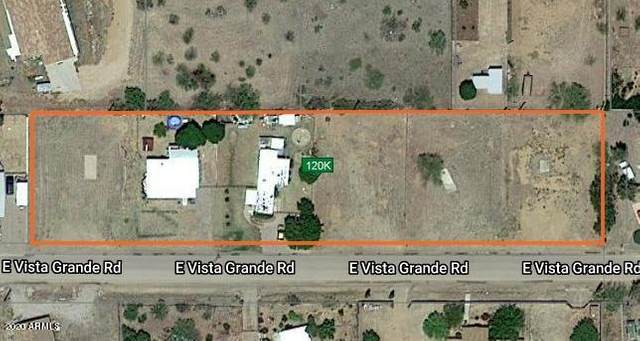 5105 E Vista Grande Road, Hereford, AZ 85615 (MLS #6164098) :: Executive Realty Advisors