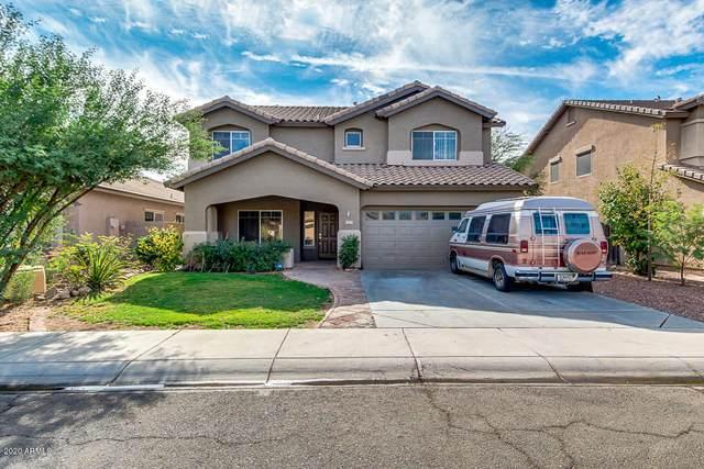 12253 W Monroe Street, Avondale, AZ 85323 (MLS #6164135) :: Devor Real Estate Associates