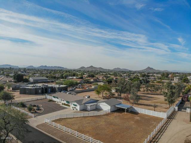 16602 N 41ST Place, Phoenix, AZ 85032 (MLS #6164191) :: Midland Real Estate Alliance
