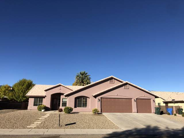 2150 Santa Fe Trail, Sierra Vista, AZ 85635 (#6164217) :: Long Realty Company
