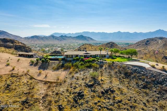 4025 W Sunrise Drive, Laveen, AZ 85339 (MLS #6164605) :: Hurtado Homes Group