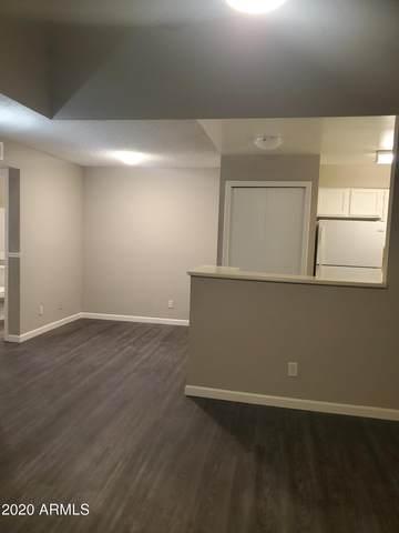 533 W Guadalupe Road #2106, Mesa, AZ 85210 (MLS #6164620) :: Executive Realty Advisors