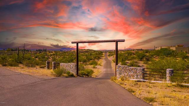 Lot 5 Saguaro Estates, Wickenburg, AZ 85390 (MLS #6164646) :: The Helping Hands Team