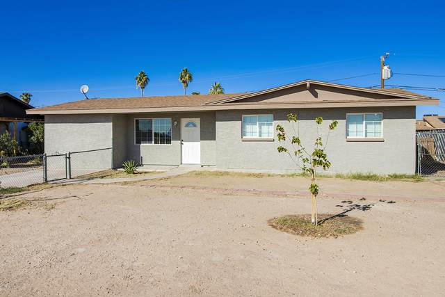 1280 E Rodeo Road, Casa Grande, AZ 85122 (MLS #6164939) :: My Home Group