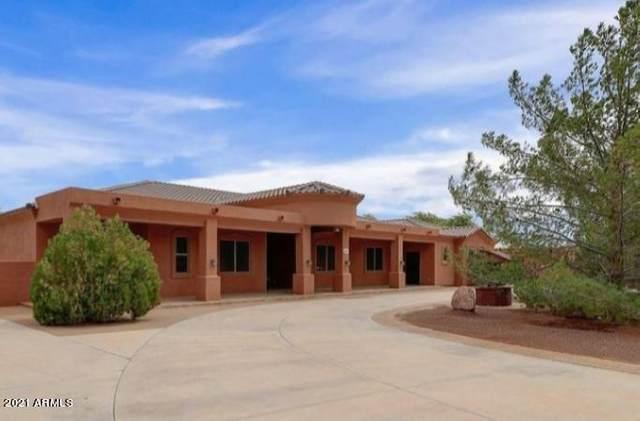 3009 S 200TH Lane, Buckeye, AZ 85326 (MLS #6165025) :: Conway Real Estate
