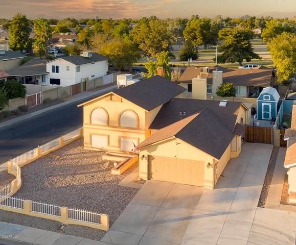 620 E Appaloosa Road, Gilbert, AZ 85296 (MLS #6165100) :: The Property Partners at eXp Realty
