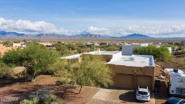33205 N 12TH Street, Phoenix, AZ 85085 (MLS #6165269) :: The W Group