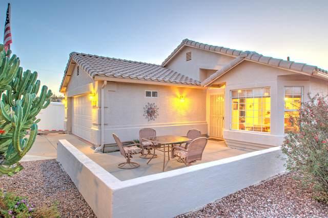 156 N Cleopatra Street, Queen Valley, AZ 85118 (MLS #6165485) :: The Laughton Team