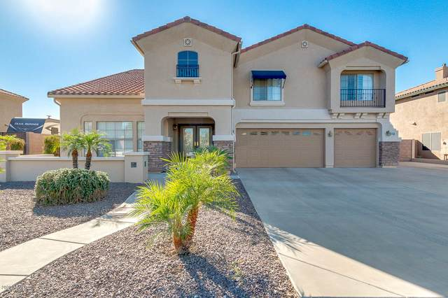 9565 W Oberlin Way, Peoria, AZ 85383 (MLS #6165513) :: The Riddle Group