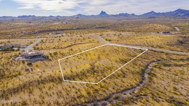 965 Thunder Rock Road, Wickenburg, AZ 85390 (MLS #6165530) :: The Ellens Team