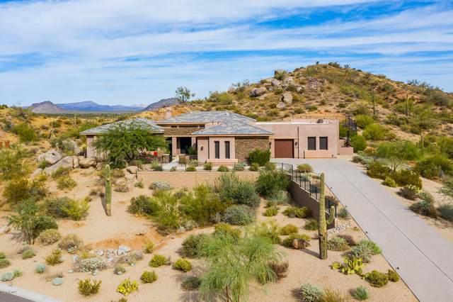 11708 E Quail Track Drive, Scottsdale, AZ 85262 (MLS #6165606) :: Service First Realty
