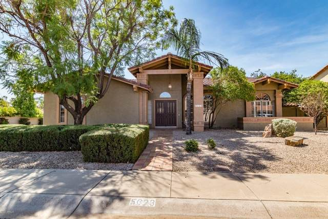 5623 E Claire Drive, Scottsdale, AZ 85254 (MLS #6165632) :: Klaus Team Real Estate Solutions