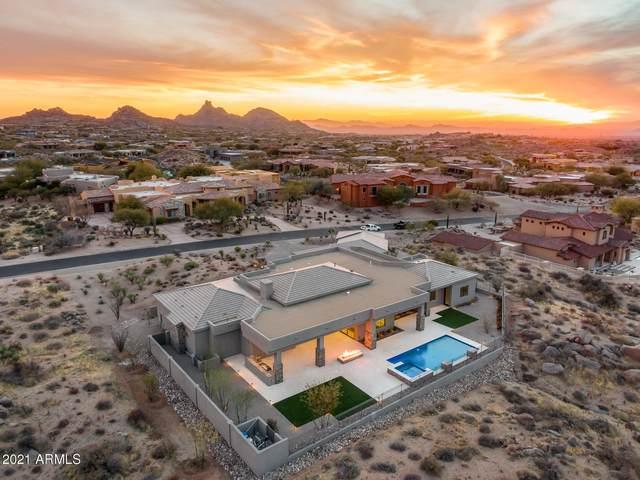 10694 E Troon North Drive, Scottsdale, AZ 85262 (MLS #6165785) :: The Ellens Team