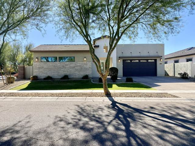 3831 E Horseshoe Place, Chandler, AZ 85249 (MLS #6165804) :: Keller Williams Realty Phoenix