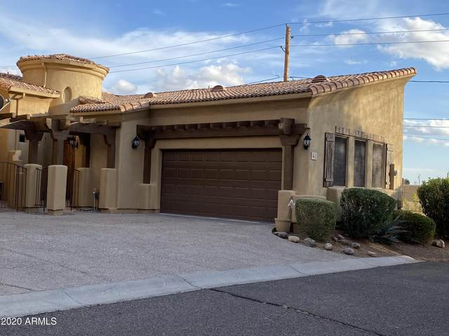 5370 S Desert Dawn Drive #51, Gold Canyon, AZ 85118 (MLS #6165881) :: The Riddle Group