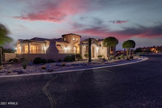 4322 N Morning Dove Circle, Mesa, AZ 85207 (#6165882) :: Long Realty Company
