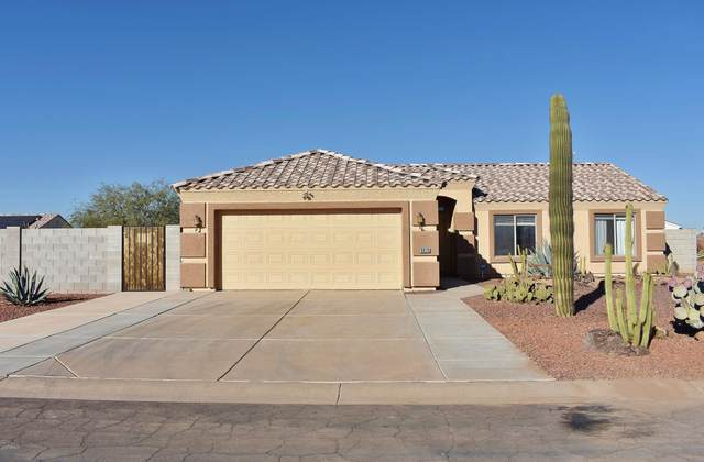 15920 S Warren Place, Arizona City, AZ 85123 (MLS #6166072) :: Yost Realty Group at RE/MAX Casa Grande