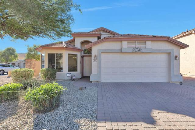 1387 E Kingman Place, Casa Grande, AZ 85122 (MLS #6166175) :: The Copa Team | The Maricopa Real Estate Company