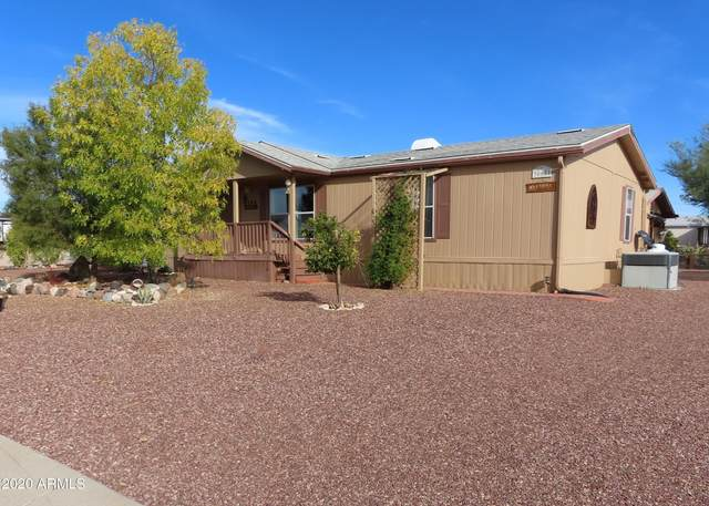 30631 S Meandering Lane #150, Congress, AZ 85332 (MLS #6166892) :: Long Realty West Valley
