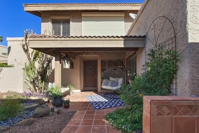 4525 N 66TH Street #74, Scottsdale, AZ 85251 (MLS #6167206) :: Keller Williams Realty Phoenix