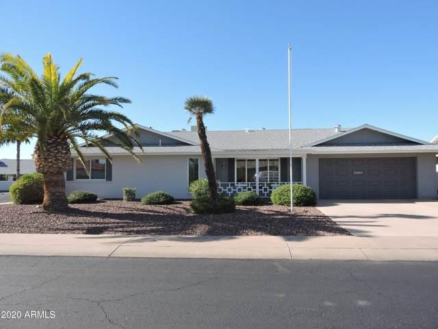 13403 W Castle Rock Drive, Sun City West, AZ 85375 (MLS #6167311) :: Executive Realty Advisors