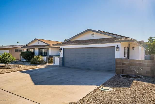 10938 W Tropicana Circle, Sun City, AZ 85351 (MLS #6167325) :: Brett Tanner Home Selling Team