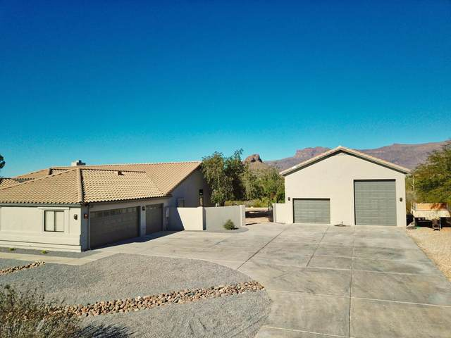10096 E Sleepy Hollow Trail, Gold Canyon, AZ 85118 (MLS #6167472) :: Long Realty West Valley