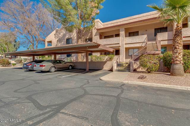 145 N 74TH Street #154, Mesa, AZ 85207 (MLS #6167742) :: The Ethridge Team