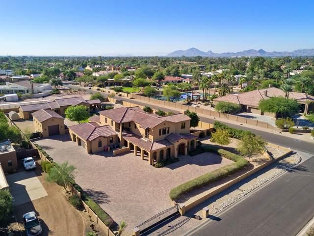 10125 E Cortez Drive, Scottsdale, AZ 85260 (MLS #6167930) :: The Helping Hands Team