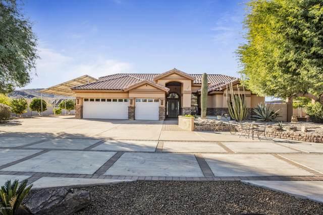 28018 N 37TH Avenue, Phoenix, AZ 85083 (MLS #6168200) :: TIBBS Realty