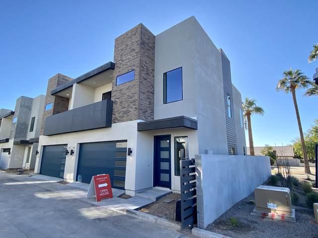6301 N 12th Street #1, Phoenix, AZ 85014 (MLS #6168223) :: The Riddle Group