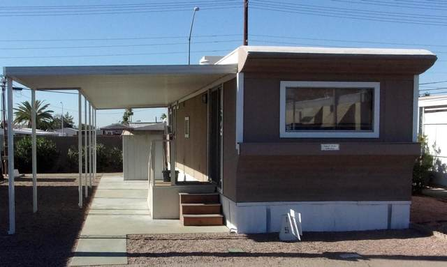 7807 E Main Street I-05, Mesa, AZ 85207 (MLS #6168270) :: Long Realty West Valley