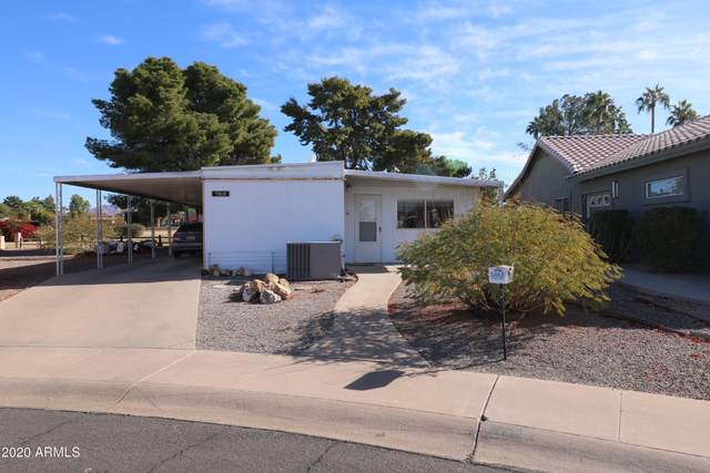 5868 E Leland Street, Mesa, AZ 85215 (MLS #6168318) :: The Copa Team | The Maricopa Real Estate Company