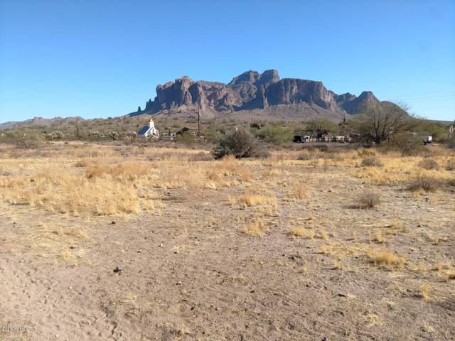 4000 E Apache Trail, Apache Junction, AZ 85119 (MLS #6168504) :: The Daniel Montez Real Estate Group