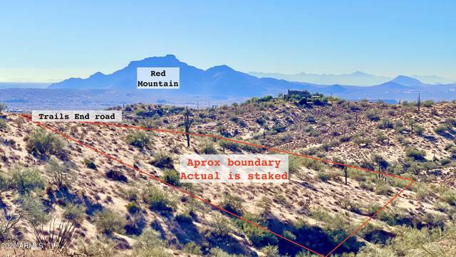 1000 Trails End Road, Fort McDowell, AZ 85264 (MLS #6168617) :: Yost Realty Group at RE/MAX Casa Grande