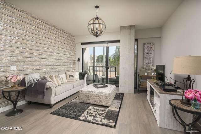 2300 E Campbell Avenue #227, Phoenix, AZ 85016 (#6168918) :: The Josh Berkley Team