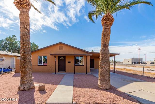 251 W Harding Avenue, Coolidge, AZ 85128 (MLS #6169632) :: Relevate | Phoenix