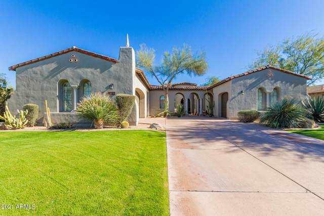 9183 E Mountain Spring Road, Scottsdale, AZ 85255 (MLS #6169791) :: Long Realty West Valley