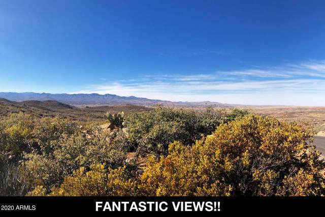 00 S Dewey Overlook Way, Dewey, AZ 86327 (MLS #6170001) :: The Ellens Team