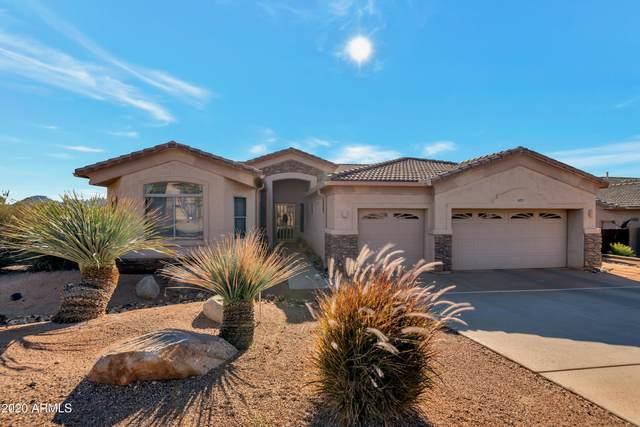 11273 E Quarry Trail, Scottsdale, AZ 85262 (MLS #6170313) :: Homehelper Consultants