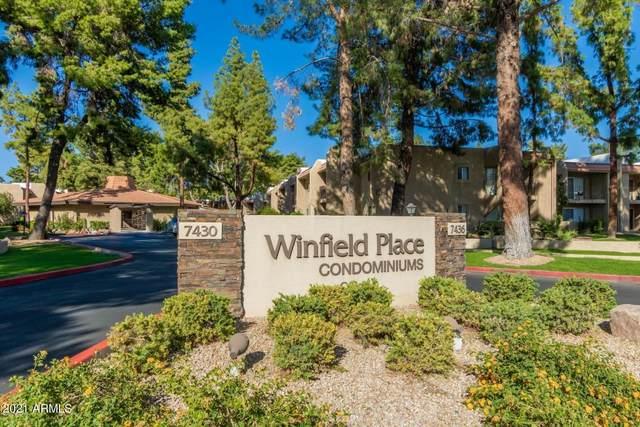 7430 E Chaparral Road A206, Scottsdale, AZ 85250 (MLS #6170944) :: Maison DeBlanc Real Estate