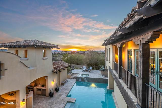 18838 N 97TH Place, Scottsdale, AZ 85255 (MLS #6171728) :: The W Group