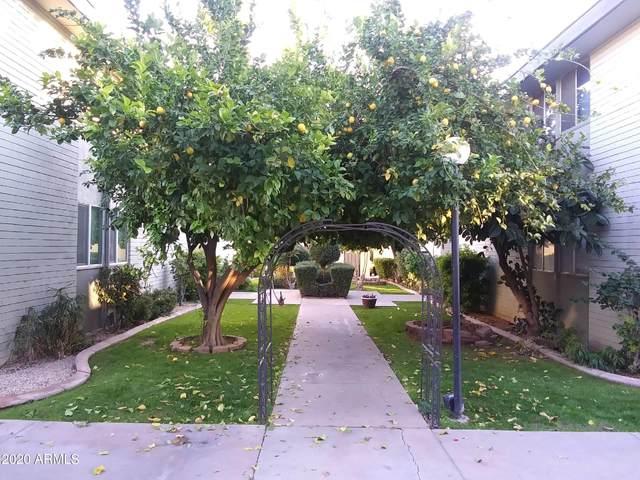 6767 N 7th Street #218, Phoenix, AZ 85014 (MLS #6171769) :: Maison DeBlanc Real Estate