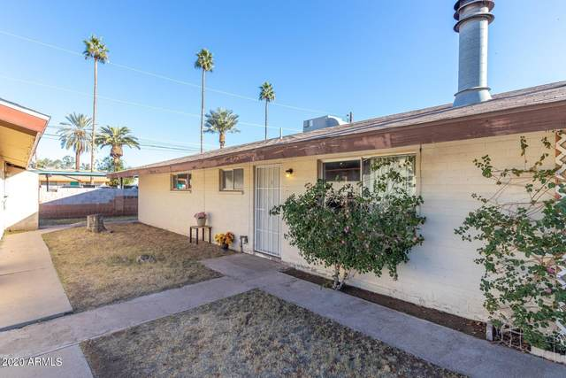 3022 N 37TH Street #6, Phoenix, AZ 85018 (MLS #6172021) :: Openshaw Real Estate Group in partnership with The Jesse Herfel Real Estate Group