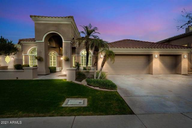 1409 N Mission Cove Lane, Gilbert, AZ 85234 (MLS #6172318) :: Klaus Team Real Estate Solutions
